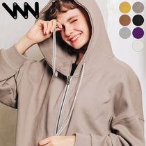 ★WV PROJECT★ WAPPING HOOD ZIPUP_JJOT7203