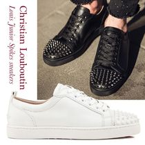 Christian Louboutin(クリスチャンルブタン) スニーカー Christian Louboutin Louis Junior Spikes Men's Flat