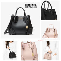 Michael Kors SALE!☆フリルが超キュート☆Mercer Galley Small