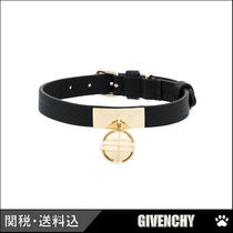 GIVENCHY★キャット ネックレス ブラック