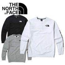 THE NORTH FACE~メンズスウェットEXPLORING CREW 3色