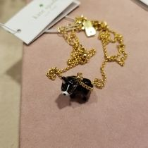 2018SS♪ Kate Spade ★ FRENCHIE NECKLACE