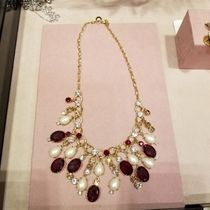 2018SS♪ Kate Spade ★ PEARL MIX NECKLACE