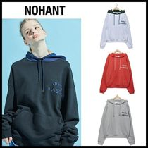 ☆NOHANT☆ パーカー MADE IN SEOUL HOODIE  (5color)