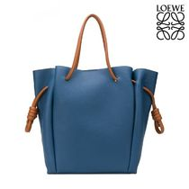 関税送料込!LOEWE★FLAMENCO LEATHER TOTE BAG
