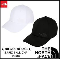 ☆関税込/イベント☆THE NORTH FACE★BASIC BALL CAP 2色