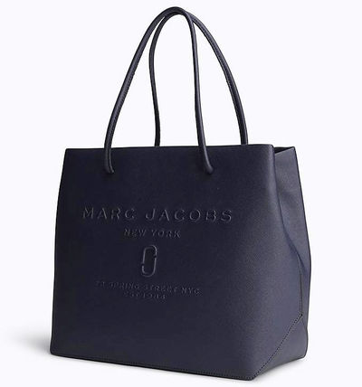MARC JACOBS トートバッグ 【限定大特価!】MARC JACOBS/ Logo Shopper Ew Tote(3)