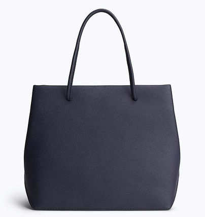 MARC JACOBS トートバッグ 【限定大特価!】MARC JACOBS/ Logo Shopper Ew Tote(4)