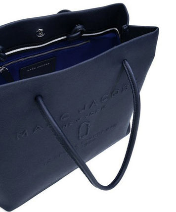 MARC JACOBS トートバッグ 【限定大特価!】MARC JACOBS/ Logo Shopper Ew Tote(5)