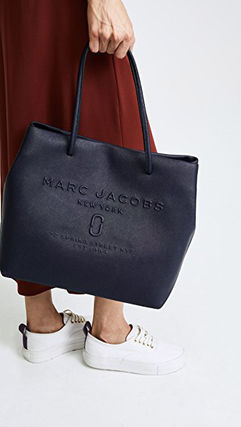 MARC JACOBS トートバッグ 【限定大特価!】MARC JACOBS/ Logo Shopper Ew Tote(8)