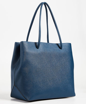 MARC JACOBS トートバッグ 【限定大特価!】MARC JACOBS/ Logo Shopper Ew Tote(10)