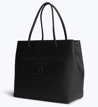 MARC JACOBS トートバッグ 【限定大特価!】MARC JACOBS/ Logo Shopper Ew Tote(14)