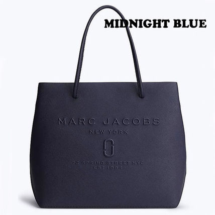 MARC JACOBS トートバッグ 【限定大特価!】MARC JACOBS/ Logo Shopper Ew Tote(2)
