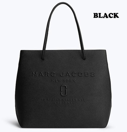 MARC JACOBS トートバッグ 【限定大特価!】MARC JACOBS/ Logo Shopper Ew Tote(13)