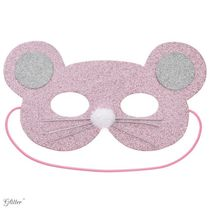 Accessorize(アクセサライズ) 子供用コスチューム・着ぐるみ *Accessorize*MILLY MOUSE☆グリッターマスク*送関込