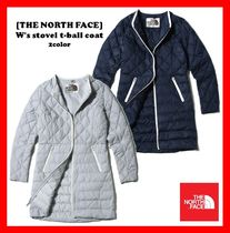 18-19AW☆人気【THE NORTH FACE】☆W'S STOVEL T-BALL COAT☆2色