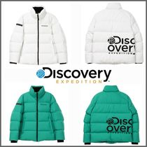 Discovery EXPEDITION(ディスカバリー) ダウンジャケット・コート Discovery _W'S CHARLTON DOWN JACKET2色 ☆関税・送料込み☆