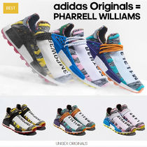 「NMD HUMAN RACE」Adidas X Pharrell Williams Solar Hu NMD