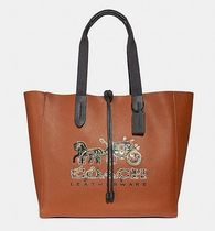Coach ◆ 36740 Grove Tote with Tattoo