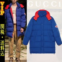 """◆◆VIP◆◆ GUCCI  """"GAME patch"""" Down Jacket / 送税込"""