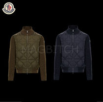 2018-19AW MONCLER ダウンxニットブルゾン ミラノ本店買付け