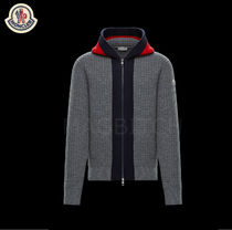 2018-19AW MONCLER カシミア混ワッフルブルゾン ミラノ本店買付
