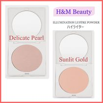 お勧め♪H&M★ILLUMINATION LUSTRE POWDER★ハイライター