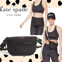 ★kate spade★ That's the spirit ナイロン Fanny バック 即発