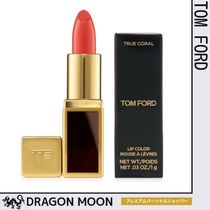 TOM FORD☆Lip Color -09 True Coral♡ミニサイズ