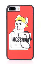MOSCHINO iPhone 6, 6S and 7 Plus  pudgyデザイン