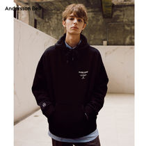 ANDERSSON BELL(アンダースンベル) パーカー・フーディ ANDERSSON BELL正規品★シグニチャーパッチフーディ★UNISEX