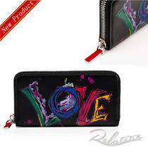 ★18AW・国内完売間近★【Louboutin】Panettone Wallet