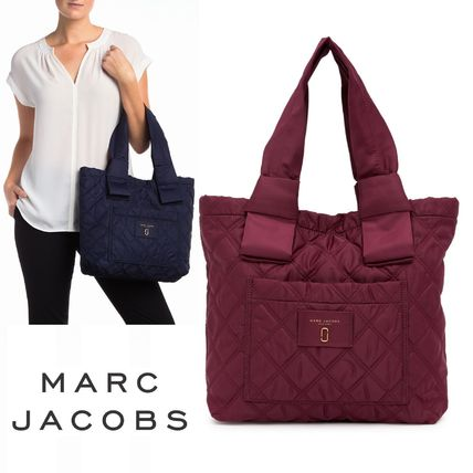 Marc by Marc Jacobs トートバッグ 半額以下セール マークジェイコブス  Quilted Nylon Knot Tote