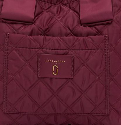 Marc by Marc Jacobs トートバッグ 半額以下セール マークジェイコブス  Quilted Nylon Knot Tote (6)