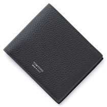 TOM FORD 2つ折り 財布 y0228t-c95-blk
