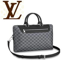 18-19AW【 LOUIS VUITTON 】PDJ NM ダミエ・グラフィット メンズ