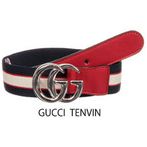 2018AW★大人OK!!★GUCCI  ボーイズ用 弾性ベルト  関税込み