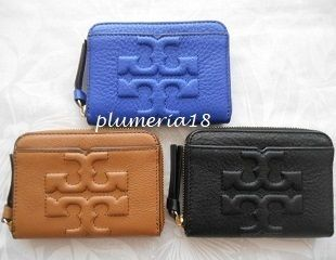 sale!Tory Burch-BOMBE-T  ZIP COIN CASE