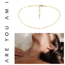 【ARE YOU AM I】●モデル愛用中●TSUKI NECKLACE