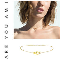 ARE YOU AM I(アーユーアムアイ) ネックレス・ペンダント 【ARE YOU AM I】セール●モデル愛用中●BABY TATI CLASP CHOKER