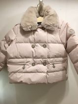 AW18 BONPOINT☆ダウンピンク4A