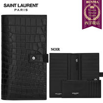 【正規品保証】SAINT LAURENT┃18秋冬┃CONTINENTAL WALLET