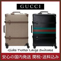 GUCCI(グッチ) スーツケース 【国内発送】Globe-Trotter Large Suitcaseセール