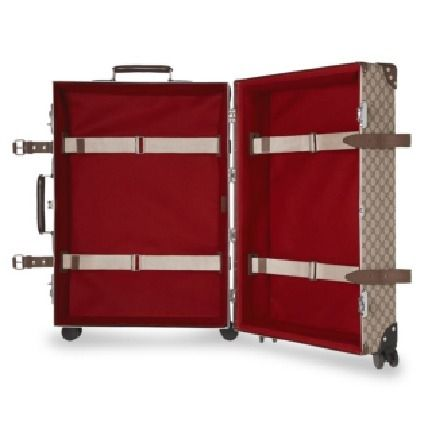 GUCCI スーツケース 【国内発送】Globe-Trotter Large Suitcaseセール(3)