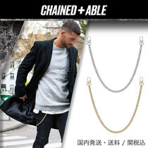 Chained&Able★シングルカーブ ウォレットチェーン★クーポン付