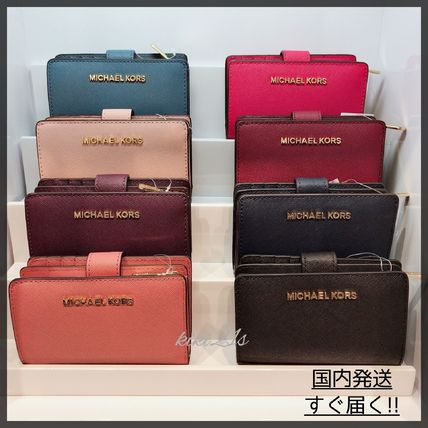 即発!国内発送  Michael Kors BIFOLD ZIP COIN WALLET人気カラー