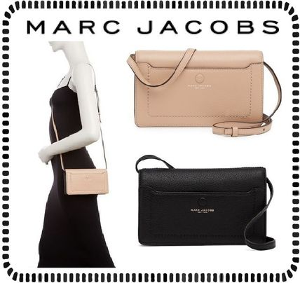 【SALE】Marc Jacobs/ クロスボディ レザー Empire City Wallet