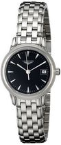 ロンジン Longines Flagship Black Dial Ladies Watch L42164526