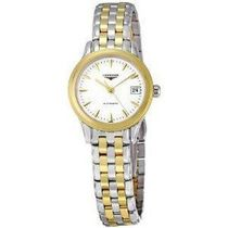 腕時計 Longines Flagship Les Grandes Two-tone Ladies Watch L