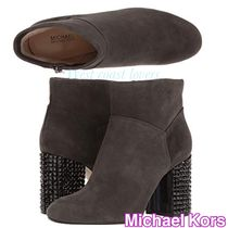 【Michael Kors】スエードレザーブーツ★Arabella Ankle Boot